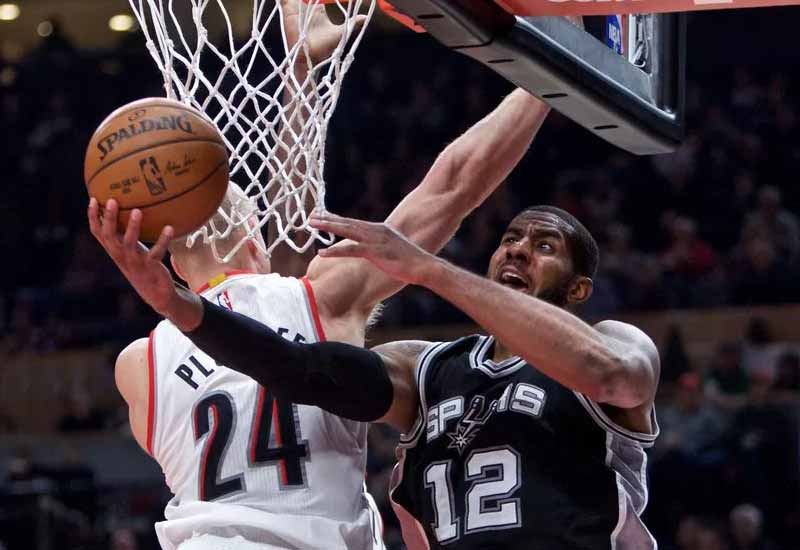 Portland Trail Blazers vs San Antonio Spurs Live Streaming