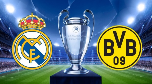 bvb real madrid live