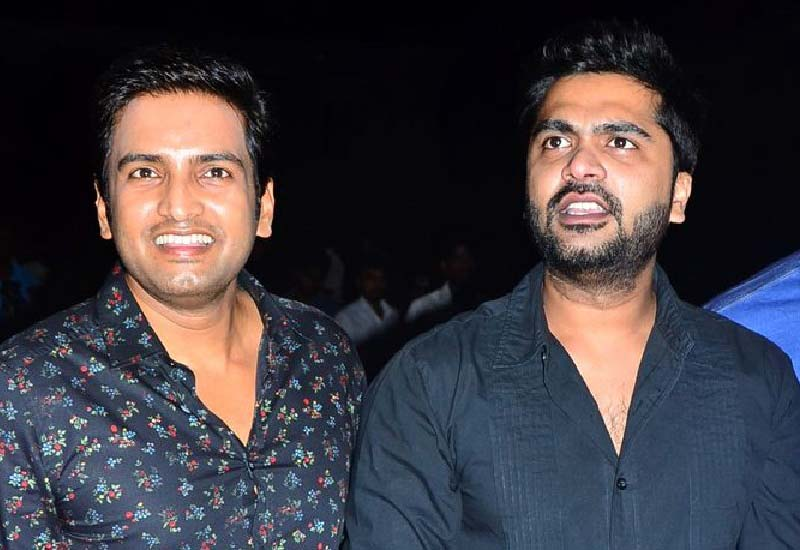 STR as Music director for Santhanam's Sakka Podu Podu Raja
