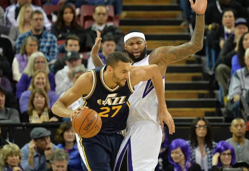 Sacramento Kings at Utah Jazz Live Streaming NBA 2016-17 Info.