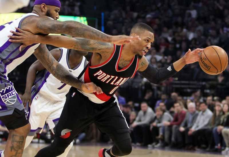 Sacramento Kings vs Portland Trail Blazers Live