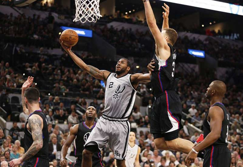 San Antonio Spurs vs LA Clippers Live Streaming