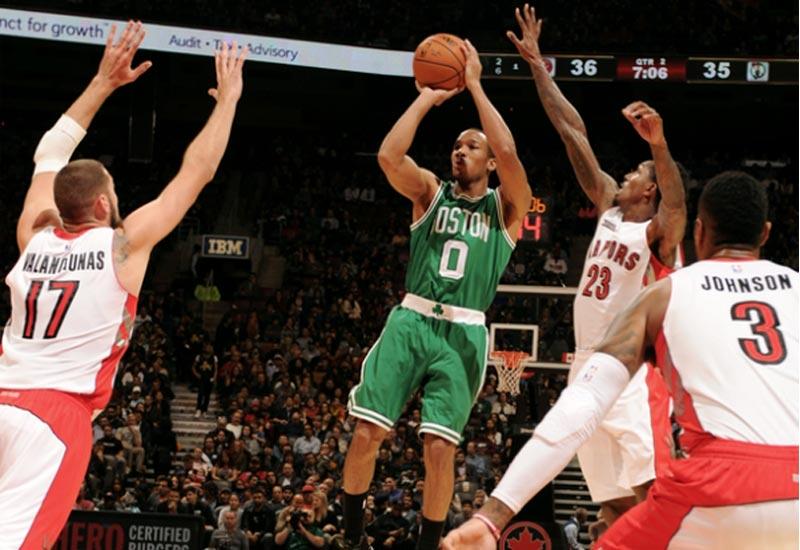 Toronto Raptors vs Boston Celtics Live Streaming NBA 2016-17 Info.