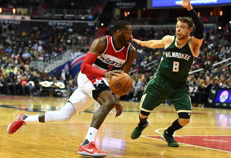 Washington Wizards vs Milwaukee Bucks Live