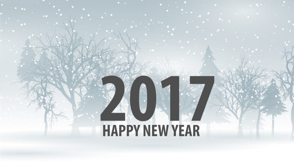 happy new year 2017 image wallpaper