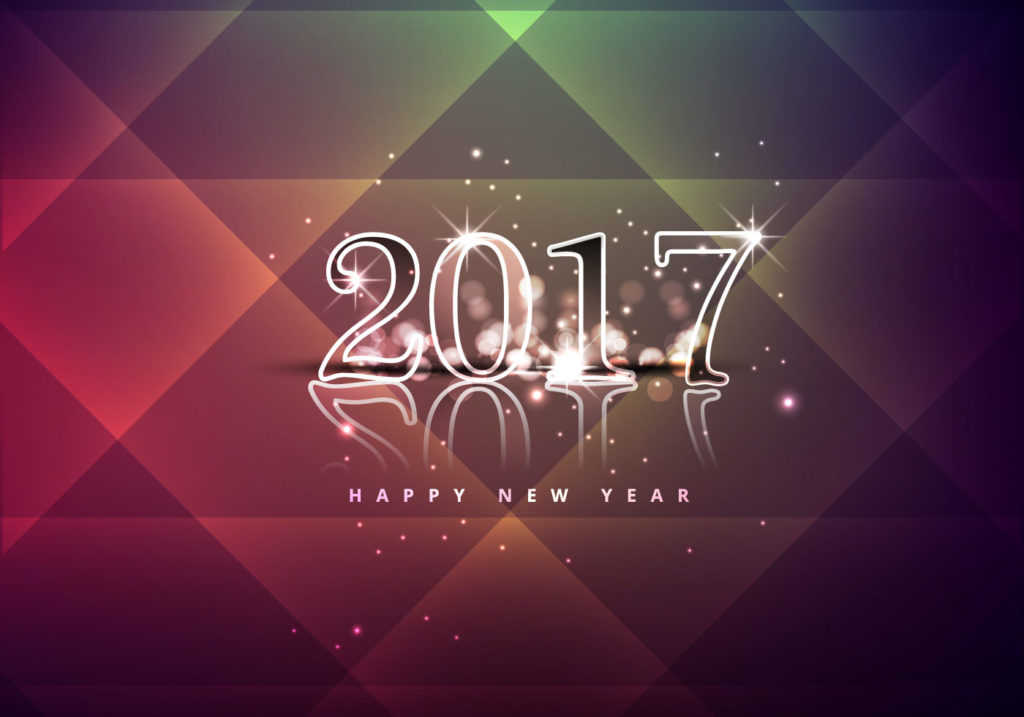 happy new year wallpaper