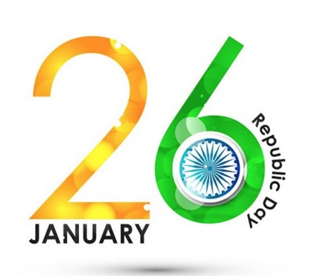 68th republic day dp