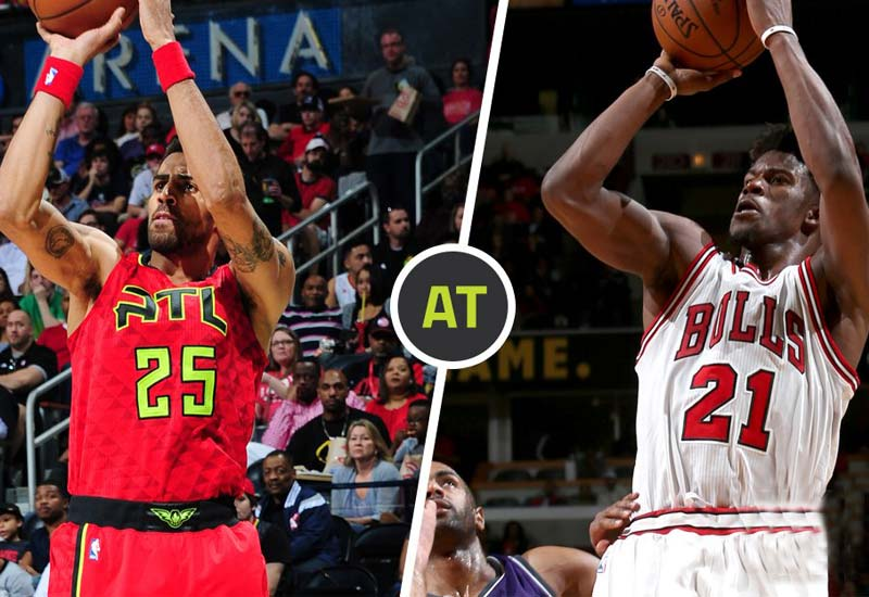 Atlanta Hawks vs Chicago Bulls Live Streaming, Lineups, Preview, Score