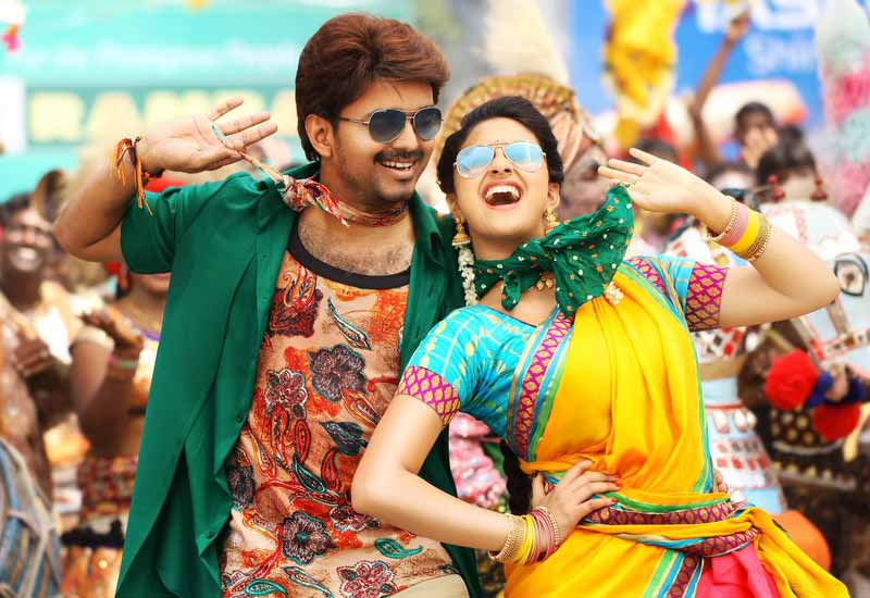 Bairavaa to be released in African countries - First Ever in Tamil Cinema!