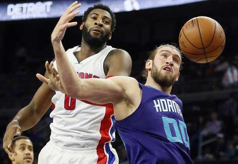 Charlotte Hornets vs Detroit Pistons