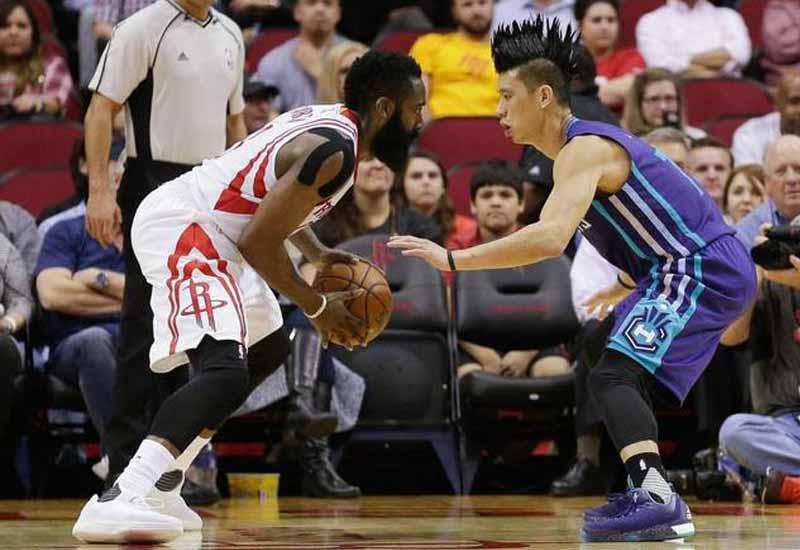 Charlotte Hornets vs Houston Rockets