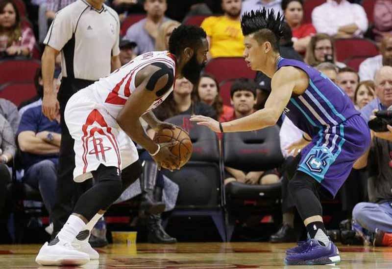 Charlotte Hornets vs Houston Rockets