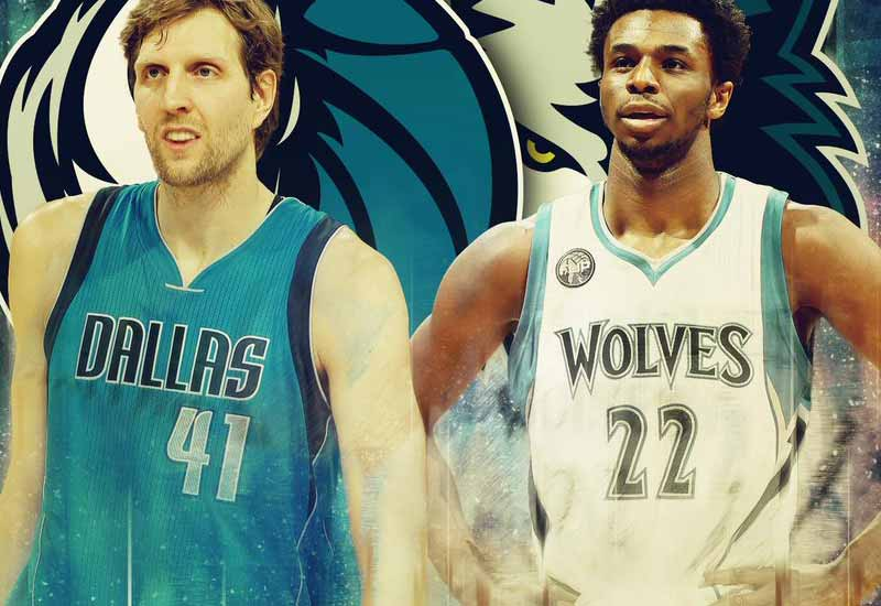 Dallas Mavericks vs Minnesota Timberwolves Live Streaming, Lineups