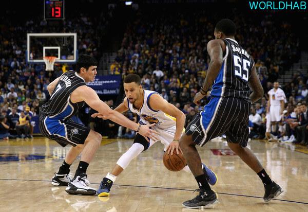 Golden State Warriors vs Magic Orlando Live Score
