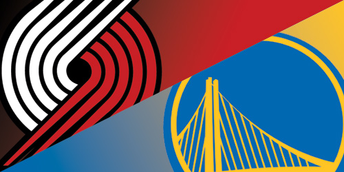Golden State Warriors Vs Trail Blazers Live Stream  Nba Score  Nba Playoffs 2017