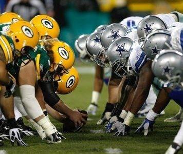 Green Bay Packers at Dallas Cowboys NFL