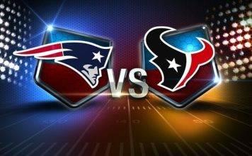Houston Texans vs Patriots New England
