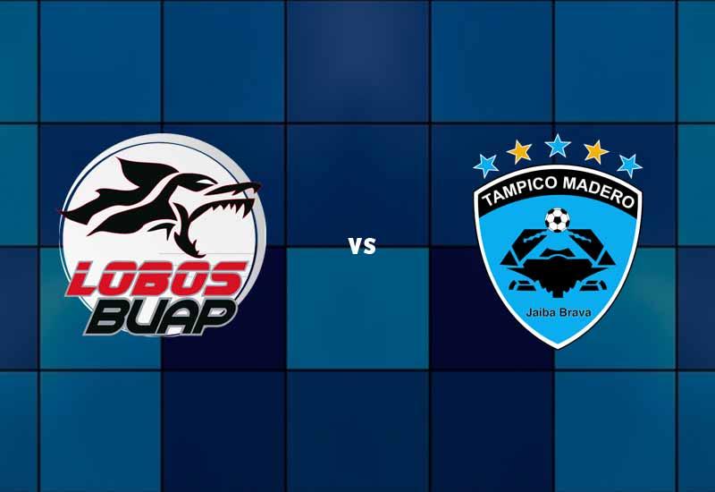 Lobos BUAP vs Tampico Madero