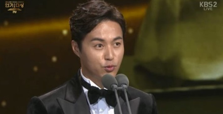 "Male Excellence Award for Daily Drama – Oh Min Seok (""Women's Secret"")"