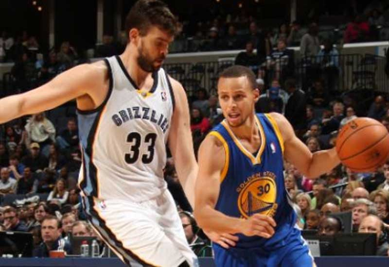 Memphis Grizzlies at Golden State Warriors