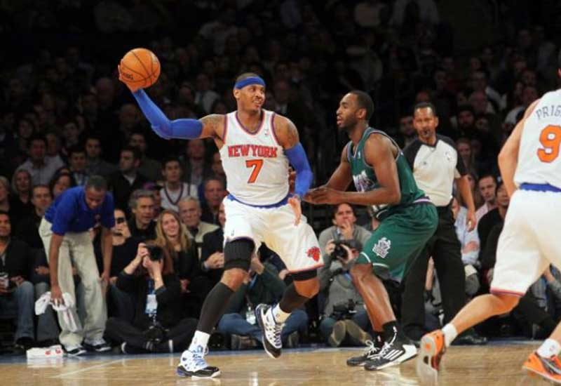 Milwaukee Bucks vs New York Knicks Live Streaming, Lineups, Final score