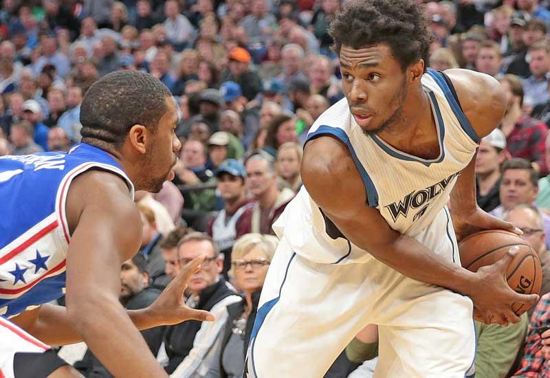 Minnesota Timberwolves vs Philadelphia 76ers Live Stream, Lineups, Score