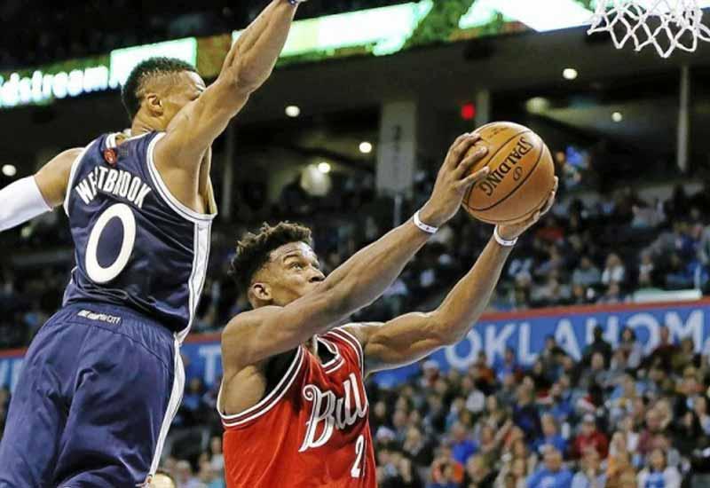 Oklahoma City Thunder vs Chicago Bulls Live Streaming, Lineups, Final Score