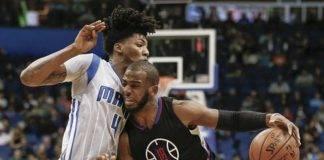 Orlando Magic vs LA Clippers Live Streaming, Lineups