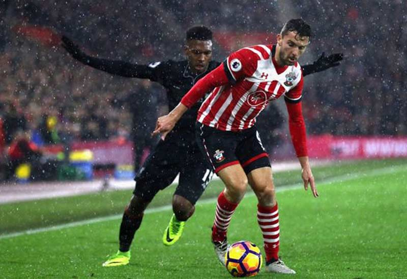 Southampton vs Liverpool live football streaming