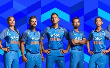 The India cricket team jersey 2017 - Know more & Buy it on Stores