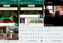 WhatsApp allows users to search & send GIFs on Android Device