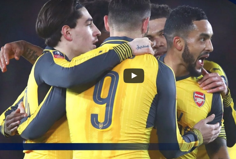 arsenal vs watford live streaming