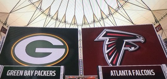 green bay packers vs atlanta falcons nfl 2017 playoff live