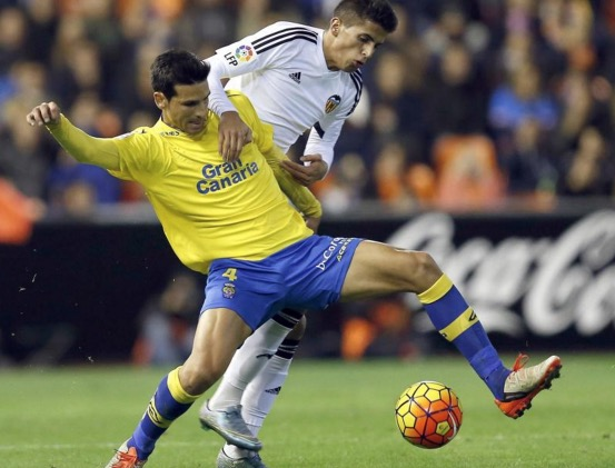 las palmas vs valencia live streaming