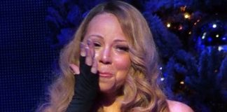 mariah carey new year eve tweet