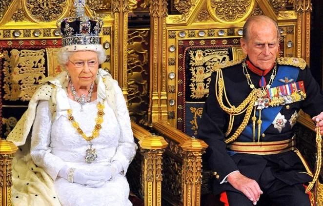 queen elizabeth new year church day service
