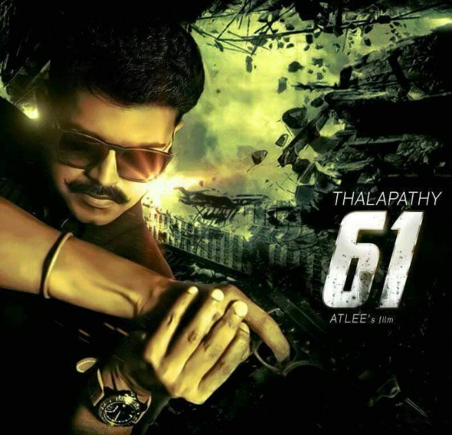 vijay 61 movie updates