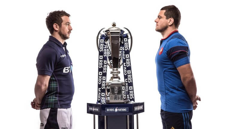 France vs Scotland Rugby Streaming, Live Score and Preview: Six Nations 2017