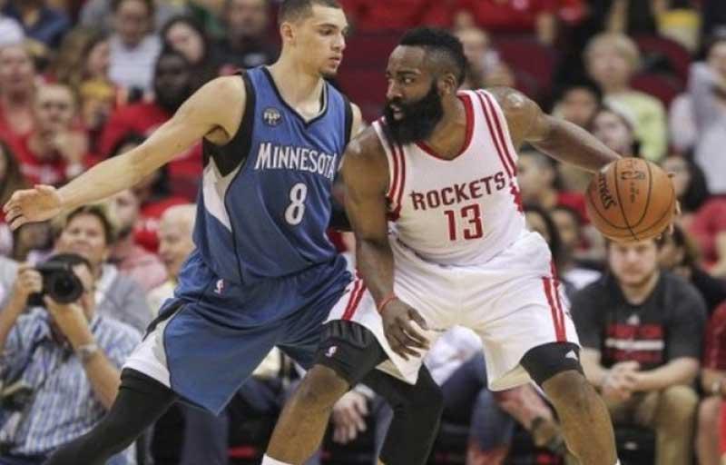 Minnesota Timberwolves vs Houston Rockets Live Streaming, Lineups, Live Score, Injuries - February 25 NBA 2017
