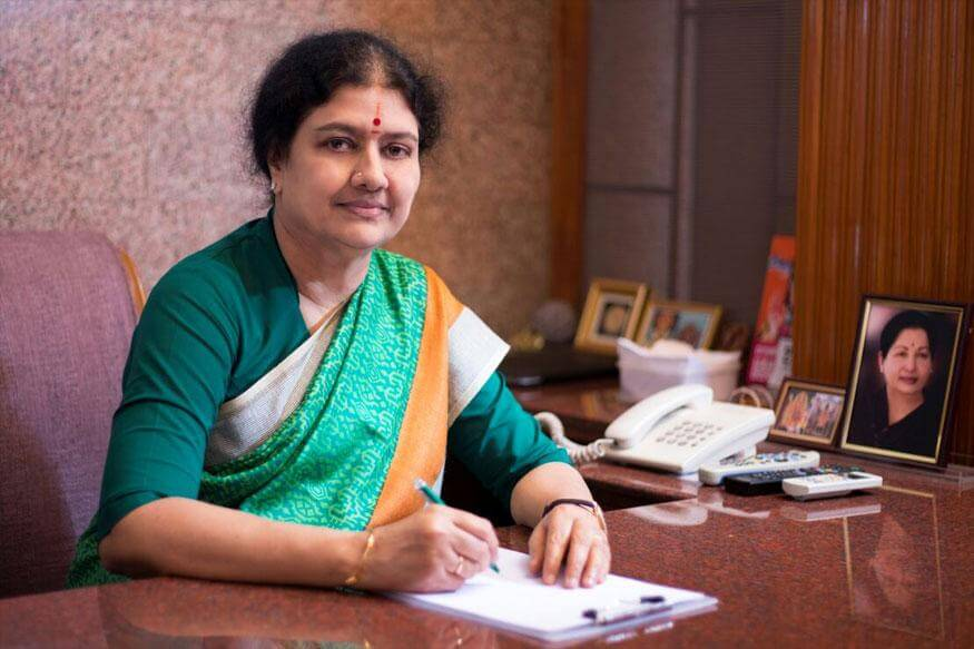 Sasikala Natarajan as New Chief Minister of Tamil Nadu- AIADMK