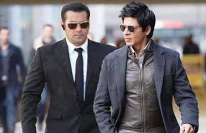 Shah Rukh Khan Cameo in Salman's Tubelight