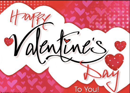 Happy Valentines Day Cards Love Letters and Quotes – Valentines Day Cards and Quotes
