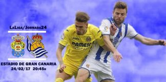 las palmas vs real sociedad live streaming