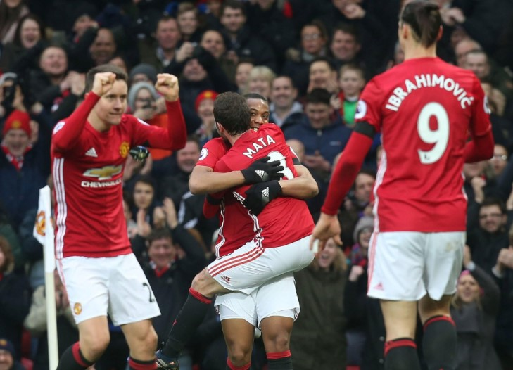 Pogba reacts to victory over Saint-Etienne