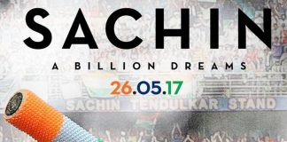 sachin the film - sachin a billion dreams release date