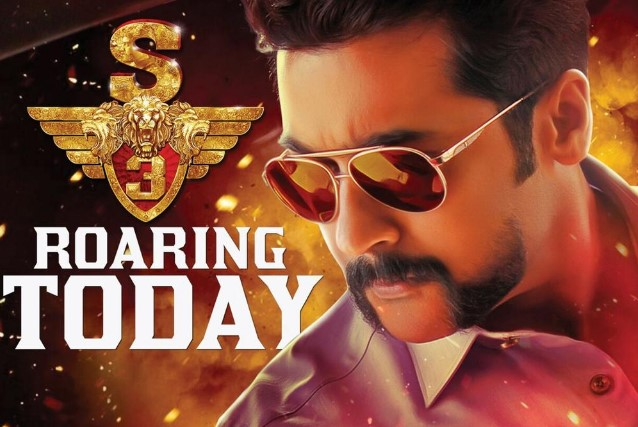 singam 3 review
