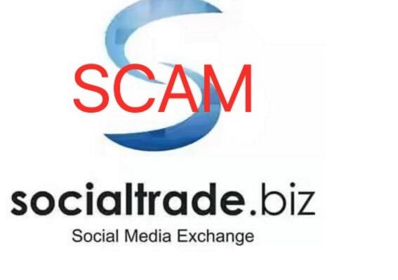 social trade biz scam
