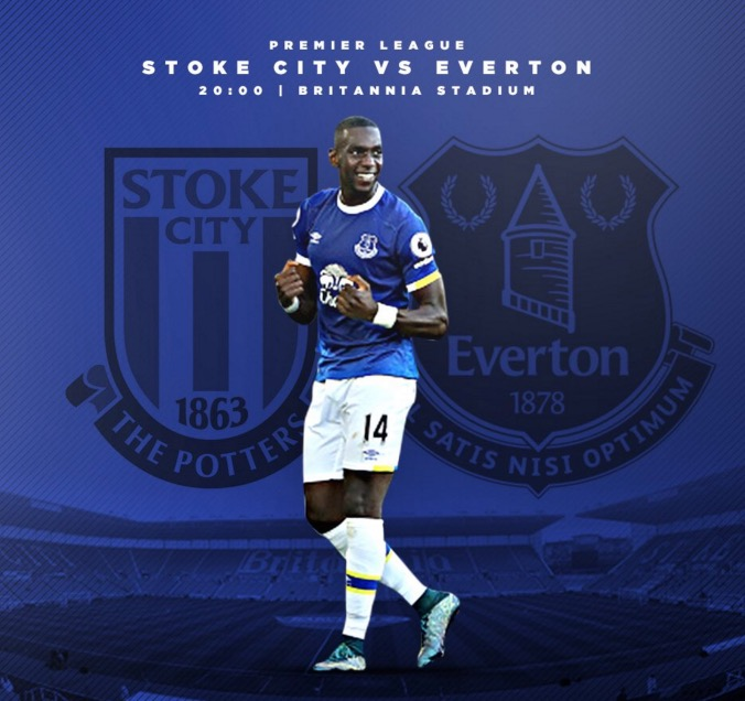 stoke city vs everton live streaming