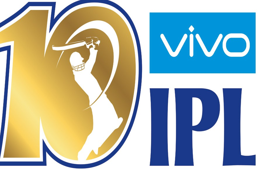 Here is an official logo of VIVO IPL 10 edition which will be played ...