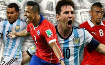 Argentina vs Chile Live Streaming, Lineups, Live Score updates